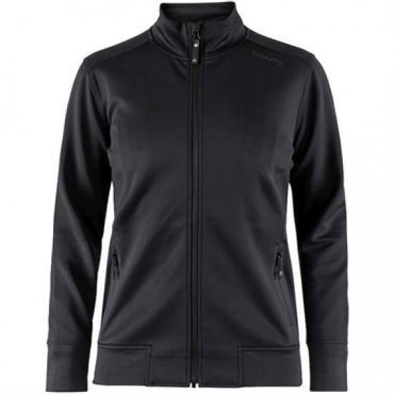 Craft zip jacket 1904577 9999 Black Women