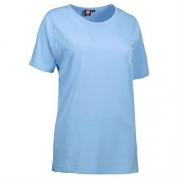 ID t time t shirt dame 0512 lys blå