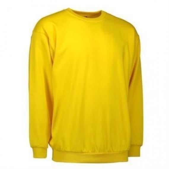 ID Game sweatshirt 0600 gul