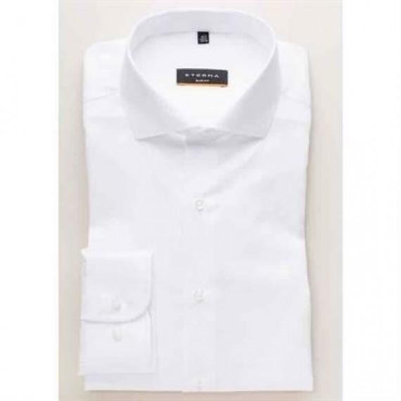 Eterna skjorte slim fit 1100 F182 00-30