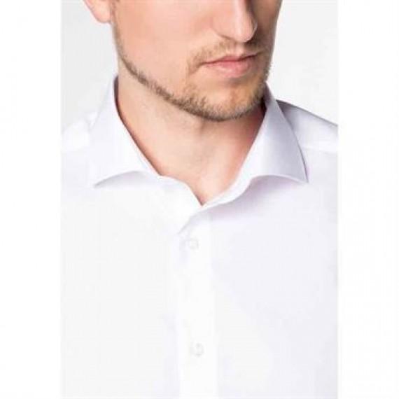 Eterna skjorte slim fit 1100 F182 00-00