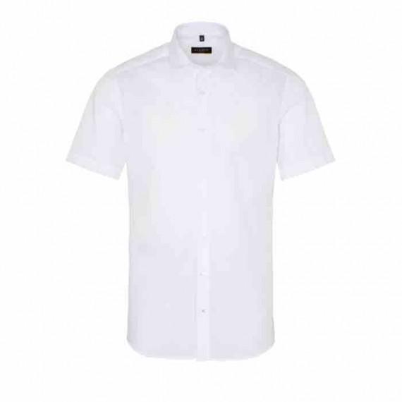 Eterna Slim fit kortærmet skjorte 1100 G182 00-01