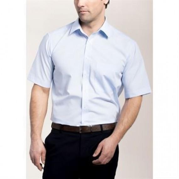 Eterna Blackline skjorte kort ærmer 1100 K198 10-00