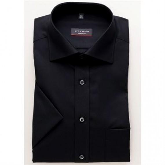 Eterna skjorte modern fit kort ærmer 1100 C187 39-30