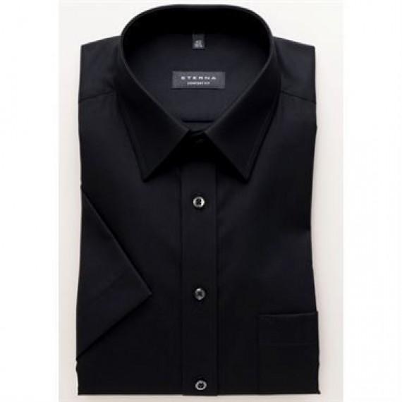 Eterna Blackline skjorte kort ærmer 1100 K198 39