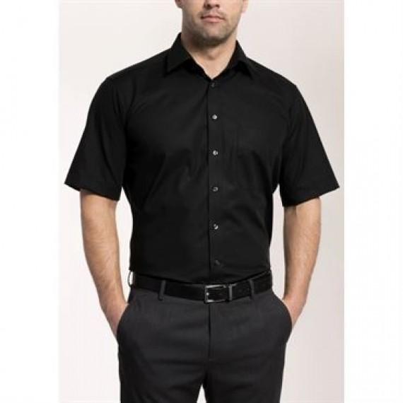 Eterna Blackline skjorte kort ærmer 1100 K198 39-00