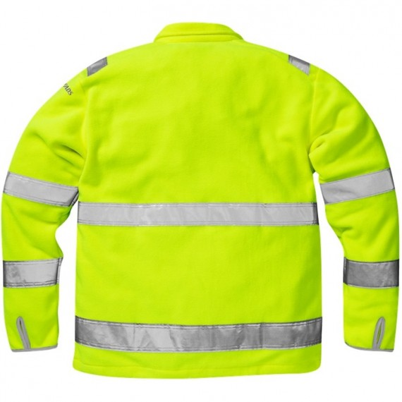 Kansas Hi Vis fleece jakke kl.3 4400