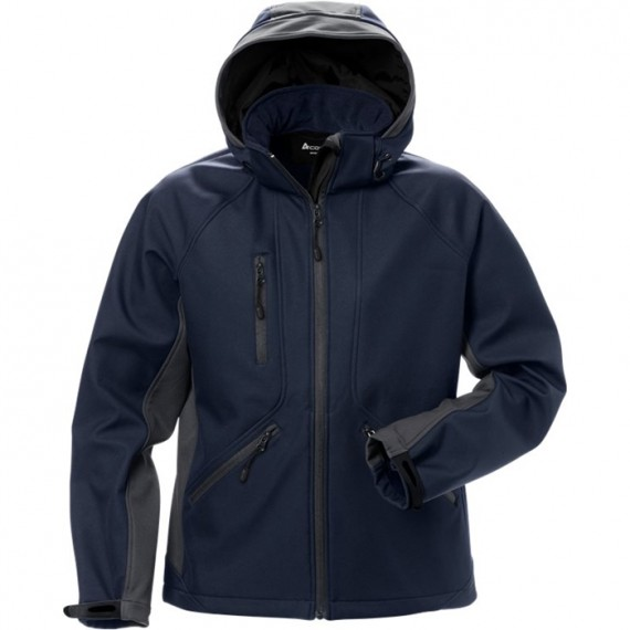 Kansas Acode WindWear Softshell jakke dame 1416-30
