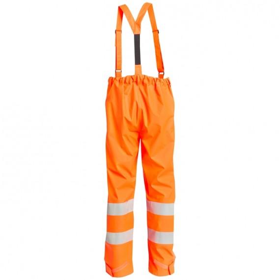 FE-Engel EN 20471 Regnbuks Orange-00