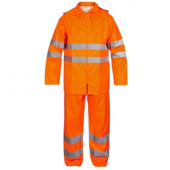 FE-Engel Safety Regnsæt Orange-30