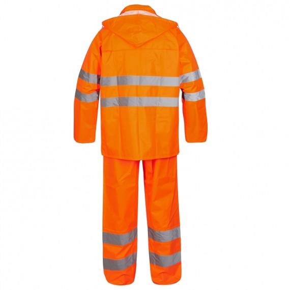 FE-Engel Safety Regnsæt Orange-00