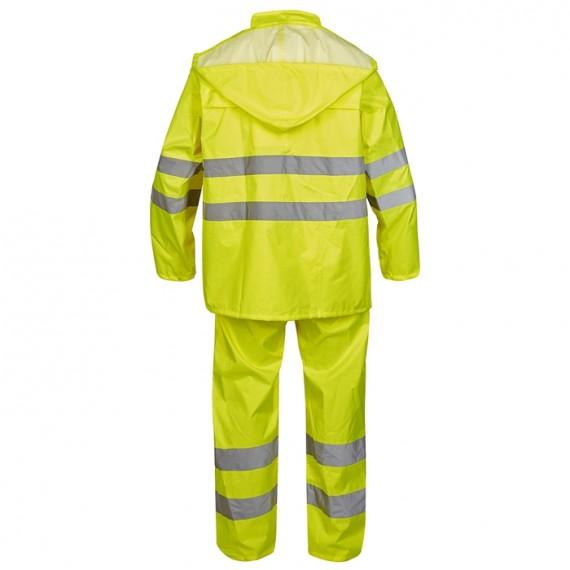 FE-Engel Safety Regnsæt Gul-00
