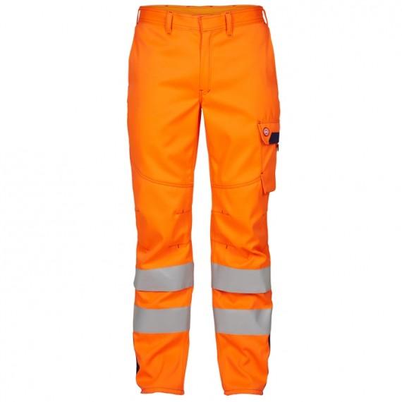 FE-Engel Safety+ Buks EN 20471 Orange/Marine-30