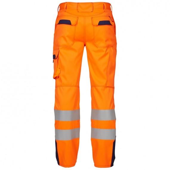 FE-Engel Safety+ Buks EN 20471 Orange/Marine-00