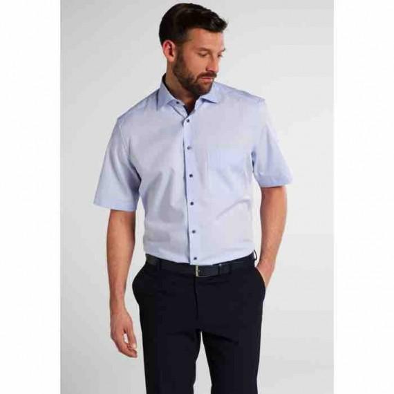 Eterna Comfort fit kort ærmet skjorte 3178 K15K 12-08
