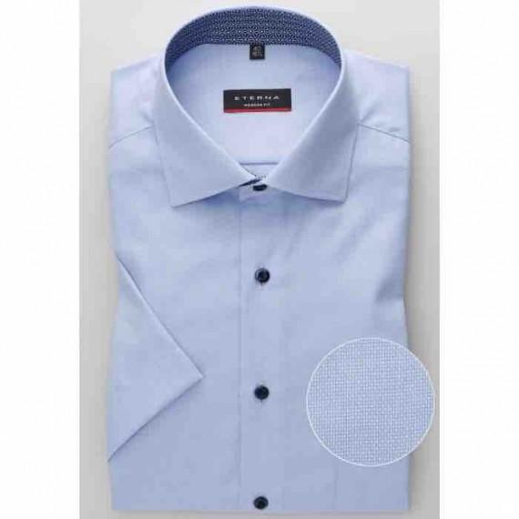 Eterna Modern fit kort ærmet skjorte 3720 C15K 12