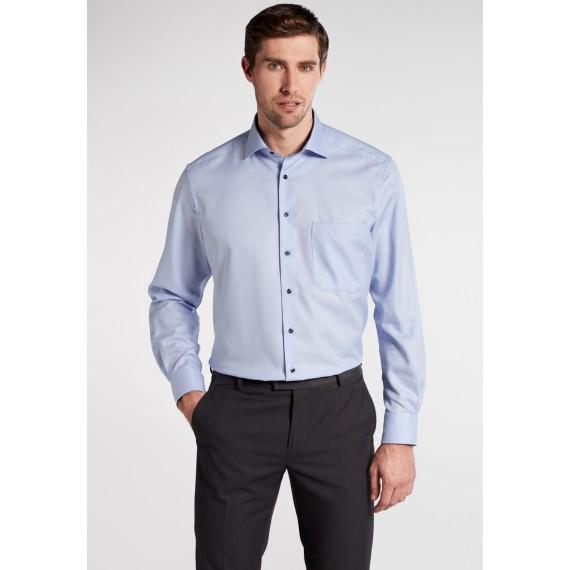 Eterna comfort fit skjorte 3370 E15K 12 struktur-046