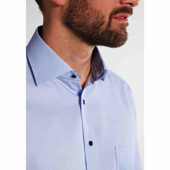 Eterna Comfort fit kort ærmet skjorte 3370 K15K 12-010