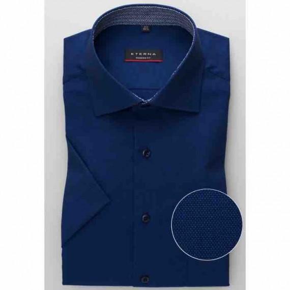 Eterna Modern fit kort ærmet skjorte 3720 C15K 18