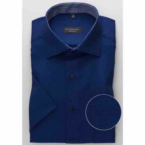 Eterna Comfort fit kort ærmet skjorte 3370 K15K 18