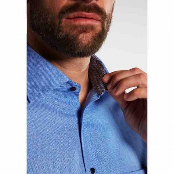 Eterna Modern fit kort ærmet skjorte 3720 C15K 63-043
