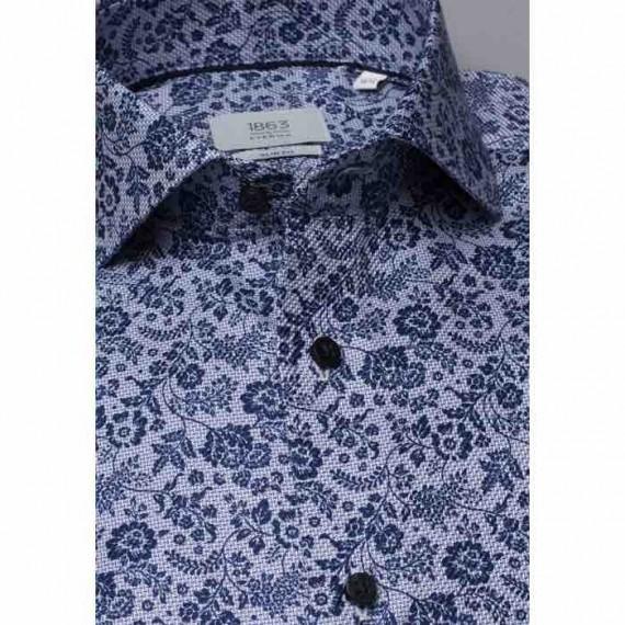 Eterna modern fit skjorte 1863 premium 3900 X682 18-015