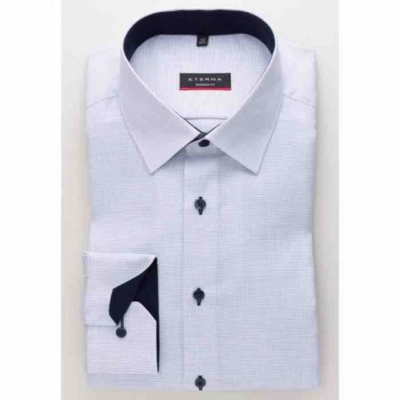 Eterna Modern fit skjorte længde 68 4671 X14P 11