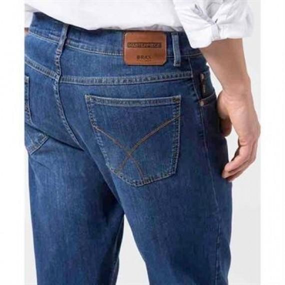 Brax jeans cooper denim 80-3000-26 used blue-00