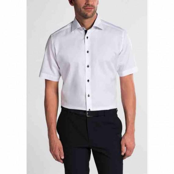 Eterna Modern fit kort ærmet skjorte 8100 C13K 00-052