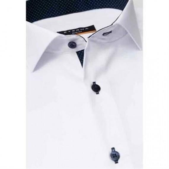 Eterna skjorte slim fit 8100 F132 00-00