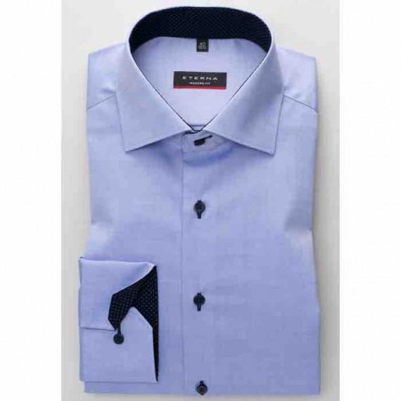 Eterna Modern fit skjorte længde 68 8100 X13K 12-315