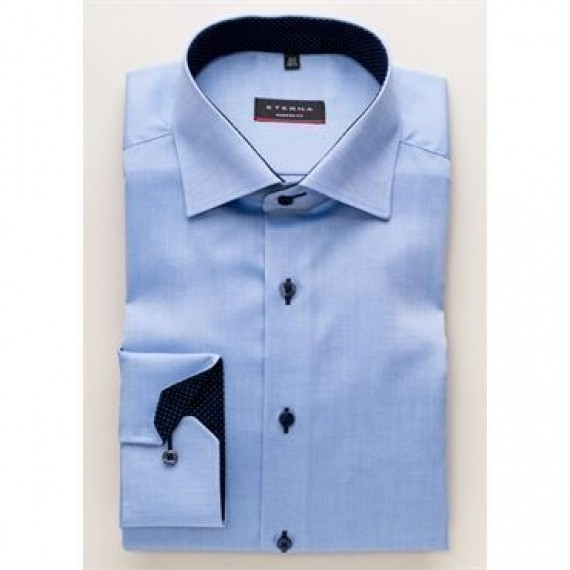 Eterna skjorte modern fit 8100 x13k 12-30
