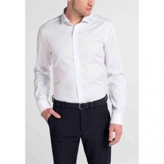 Eterna skjorte slim fit 8318 F182 00-00