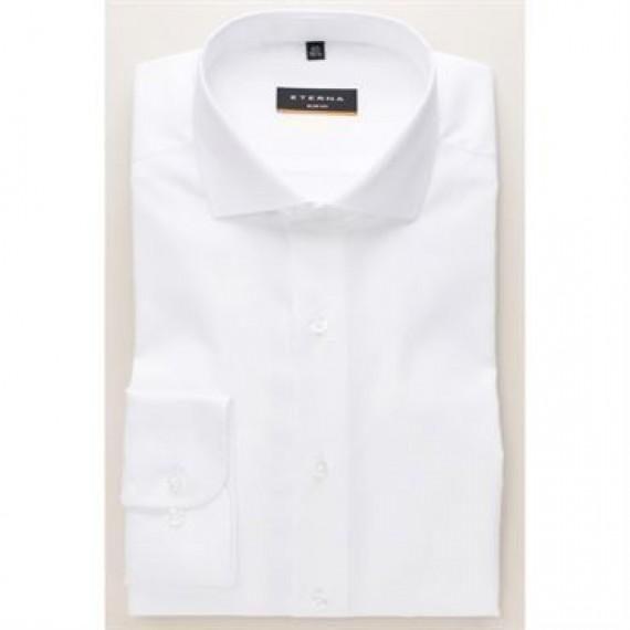 Eterna skjorte slim fit 8424 F182 00-30