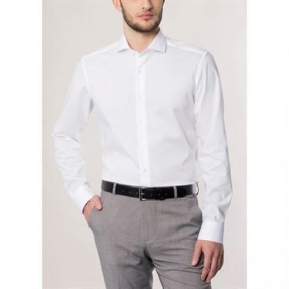 Eterna skjorte slim fit 8424 F182 00-00