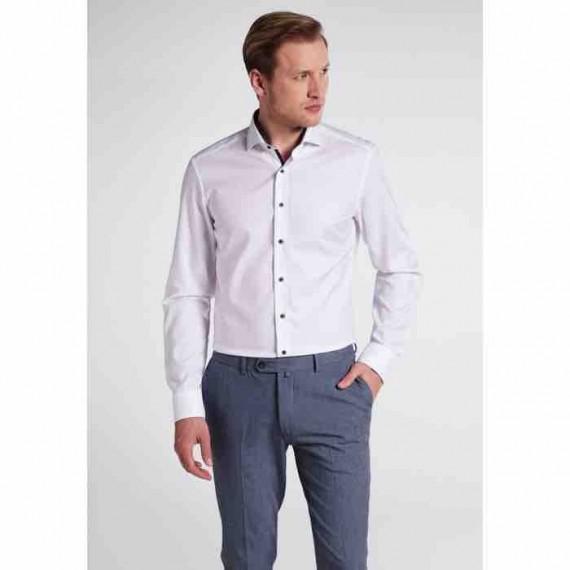 Eterna Slim fit skjorte 8463 F142 00-020