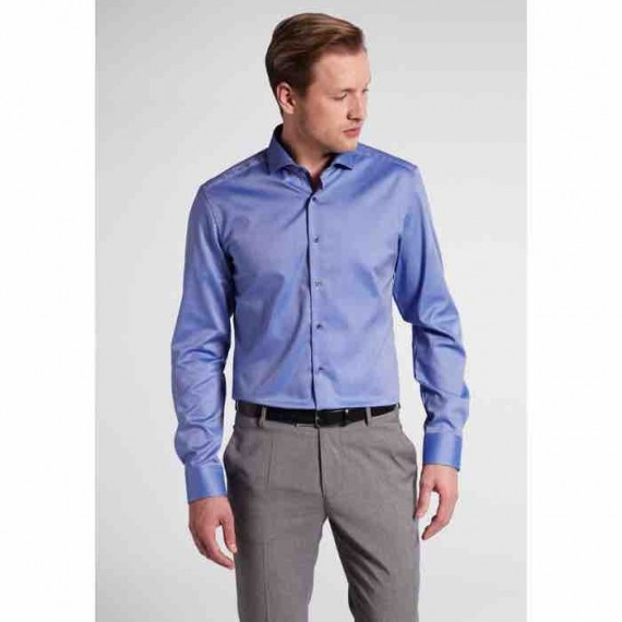 Eterna Slim fit skjorte 8463 F142 16-023