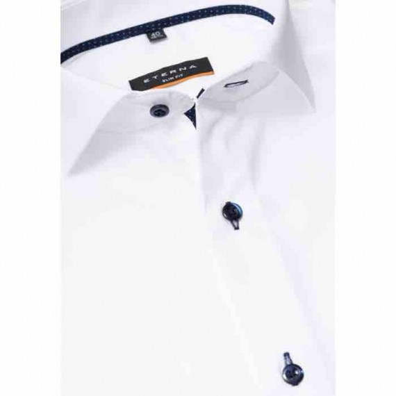 Eterna Slim fit skjorte 8585 F182 00-019