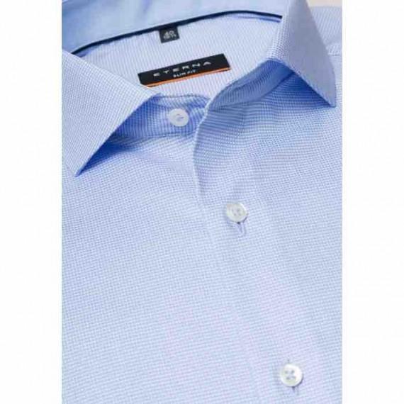 Eterna Slim fit skjorte længde 72 8603 F142 12-011