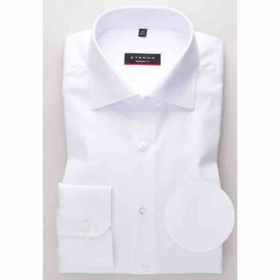 Eterna Modern fit skjorte længde 72 cover shirt 8817 X18K 00