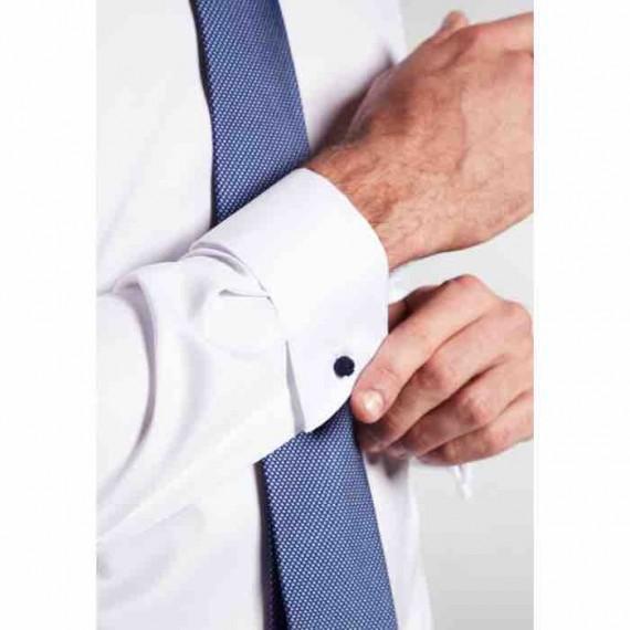 Eterna dobbelt manchet skjorte Modernt fit 8817 X48V 00-08