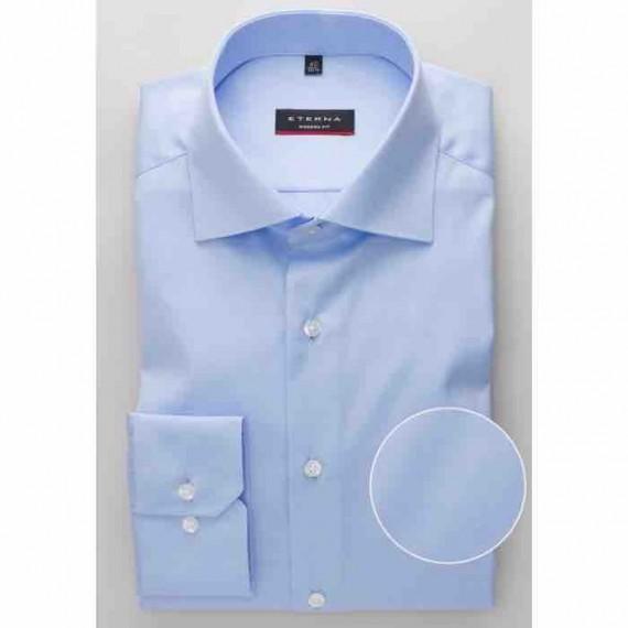 Eterna Modern fit skjorte længde 72 cover shirt 8817 X18K 10-35