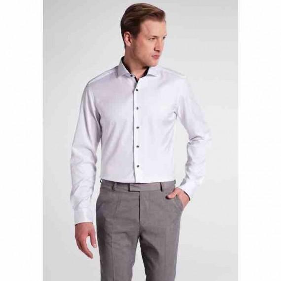 Eterna Slim fit skjorte 8819 F142 10 Cover shirt-031