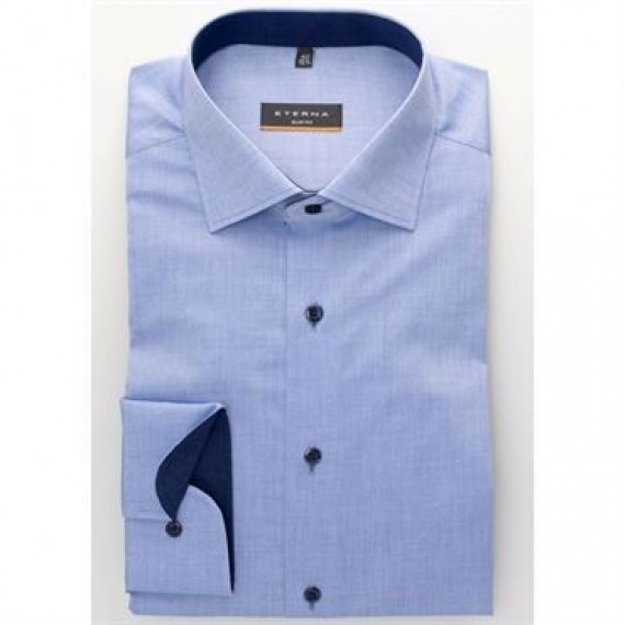 Eterna skjorte slim fit 8888 F140 15