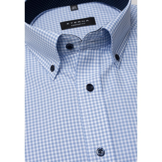 Eterna Comfort fit skjorte 8913 K144 12-04