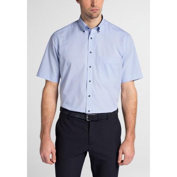 Eterna Comfort fit kort ærmet skjorte 8913 K144 12-04