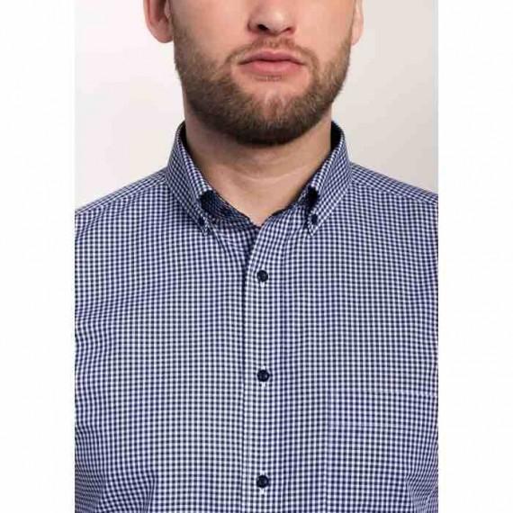 Eterna Modern fit kort ærmet skjorte 8913 C143 16-023