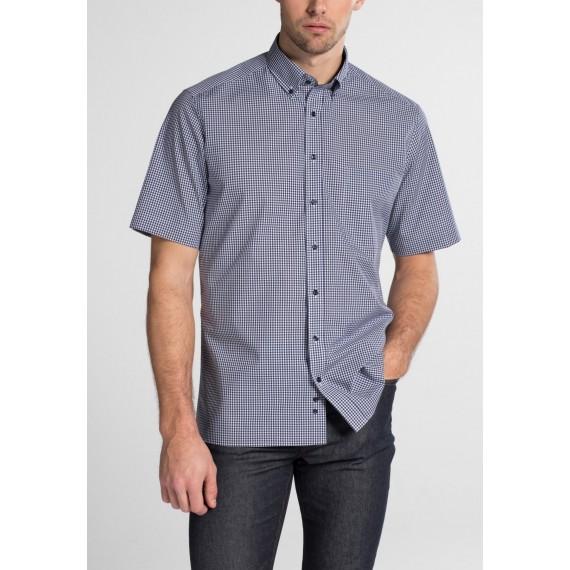 Eterna Comfort fit kort ærmet skjorte 8913 K144 16-04