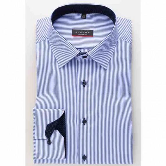 Eterna Modern fit skjorte længde 68 8992 X14P 16