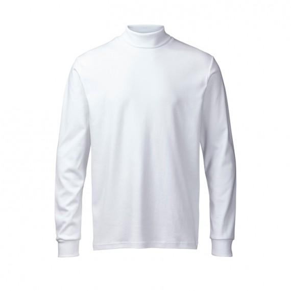 Clipper Rullekrave-pullover Hvid-30